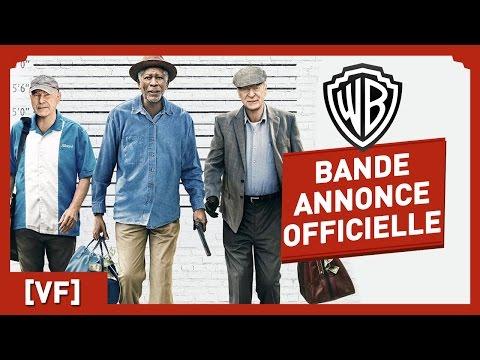 Braquage à l'Ancienne - Bande Annonce Officielle (VF) - Morgan Freeman / Michael Caine / Alan Arkin