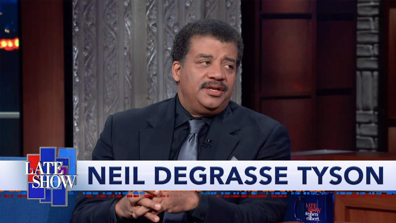 Neil deGrasse Tyson: Finding Extraterrestrial Life Might Unify Earth's Residents