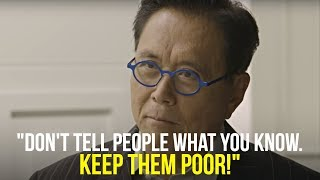 KEEP THEM POOR | This Is What The Richest Don't Want You To KNOW (an illuminating interview)