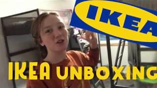 IKEA unboxing