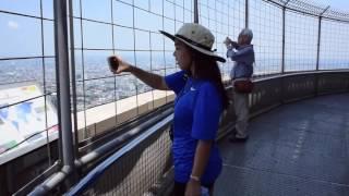 Baiyoke Sky Tower Bangkok Thailand.