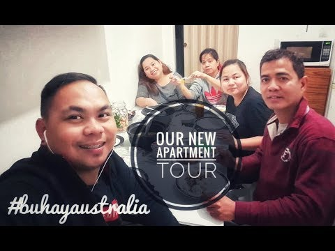 New Apartment Tour + Buhay Australia I MHARY'S VLOG