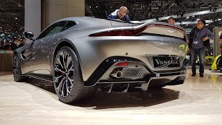 Nuova Aston Martin Vantage | Salone di Ginevra 2018