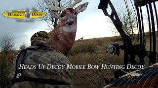 Elk Decoy? Game Changer? Find out in our next Barebow Hunters Podcast.