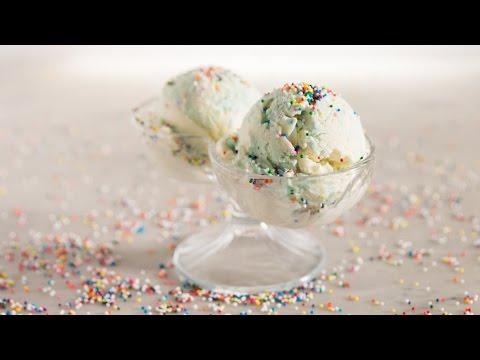 Video Birthday Cake Ice Cream | Ice Cream Week