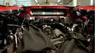 Сборка Lamborghini Aventador LP700-4