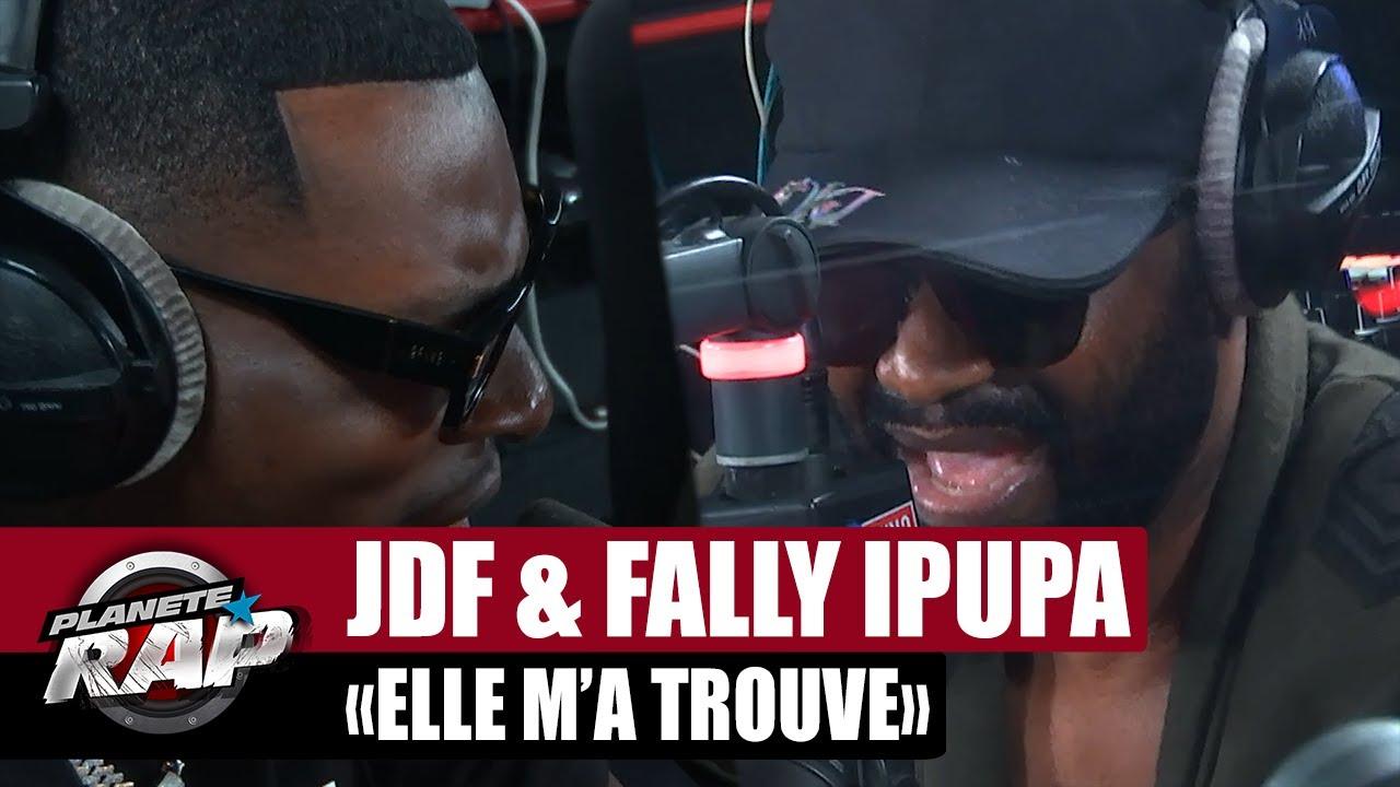 "Joé Dwèt Filé feat. Fally Ipupa ""Elle m'a trouvé"" #PlanèteRap"