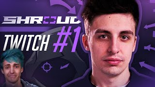 How Shroud Became #1 Subscribed on Twitch