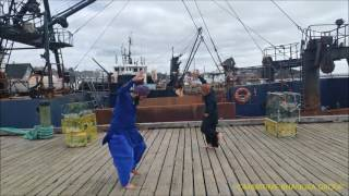 The Maritime Bhangra dancers love to dance all over Nova Scotia Here