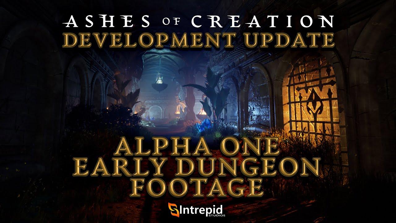 Alpha 1 di Ashes of Creation in arrivo a breve e i giocatori indicano quali sono le loro attivita' preferite in gioco