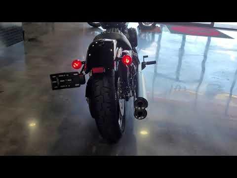 2020 Harley-Davidson Street Bob® in Wilmington, Delaware - Video 1