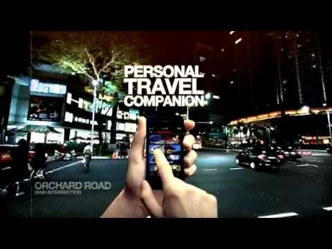 Video Singapore Tourism Board App Launch Promo