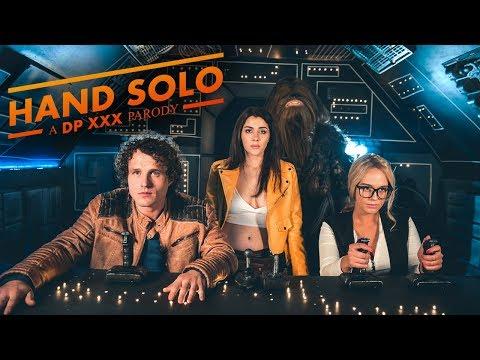"""한 솔로 x - 핸드 솔로""""Hand Solo: A DP XXX Parody"""""""