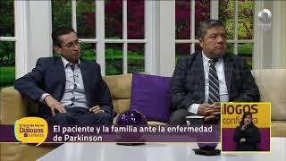 Diálogos en confianza (Salud) - El paciente y la familia ante la enfermedad de Parkinson