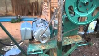 Máquina Perfuratriz Para Mini-poços Artesianos Usada