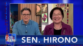 Sen. Mazie Hirono Is Open To Adding Seats To The Supreme Court