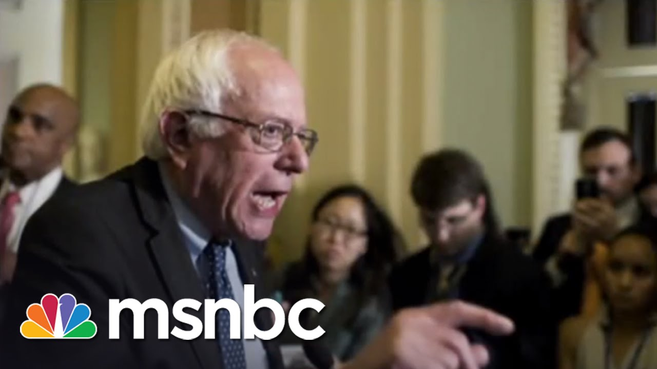 Bernie Sanders Draws Largest Crowd Yet In Phoenix   Morning Joe   MSNBC thumbnail
