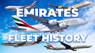 The History Of Emirates' Fleet