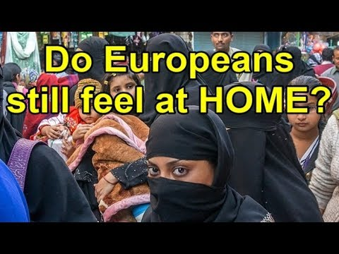Do Europeans still feel at HOME in Europe???
