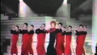 Mylène Farmer Je t'aime mélancolie Stars 90 TF1 13 janvier 1992