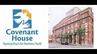 PLEASE GIVE TO CONVENANT HOUSE