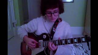 white fire - angel olsen cover