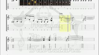 Darkane   Innocence Gone GUITAR 1 TAB