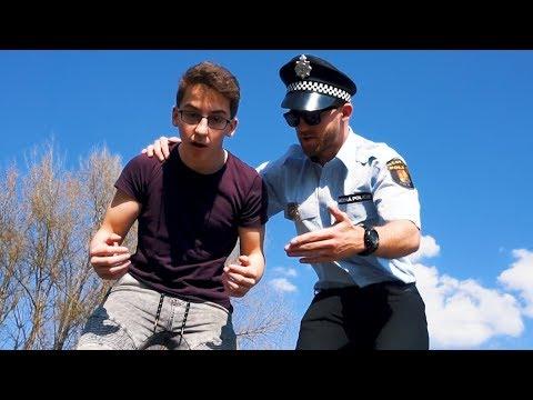 Typy policajtů