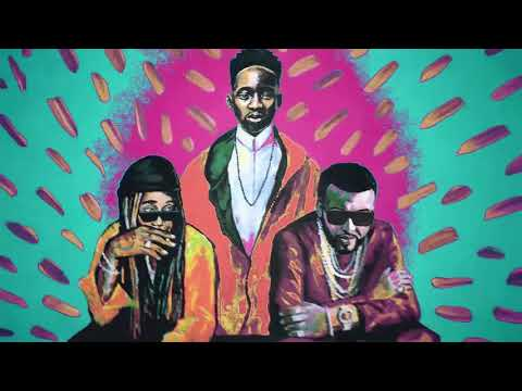 Mr Eazi & Major Lazer – Leg Over (Remix) feat. Ty Dolla Sign & French Montana [CDQ]