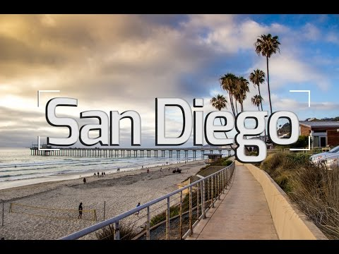 Video Top 10 Things to Do in San Diego, California