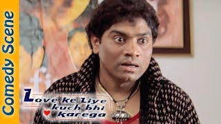 Johnny Lever as Aslam Bhai - Love Ke Liye Kuch Bhi Karega - Funniest Comedy Scenes