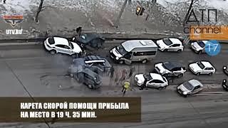 Подборка ДТП аварий за 20. 03. 2018 г.  Регистратор.