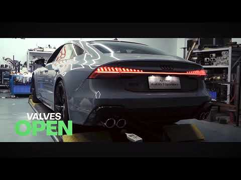 NEW Audi RS7 C8 w/ iPE Exhaust System