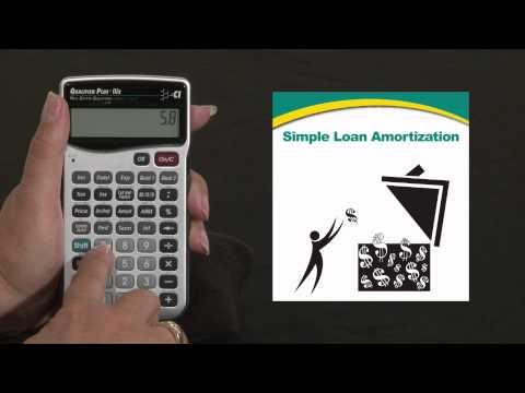 Qualifier Plus IIIx - Loan Amortization