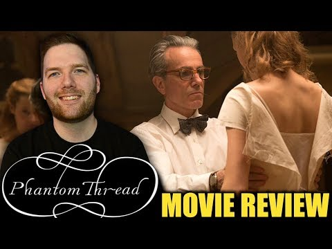 Phantom Thread – Movie Review