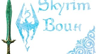 Skyrim - Меч Оглушения