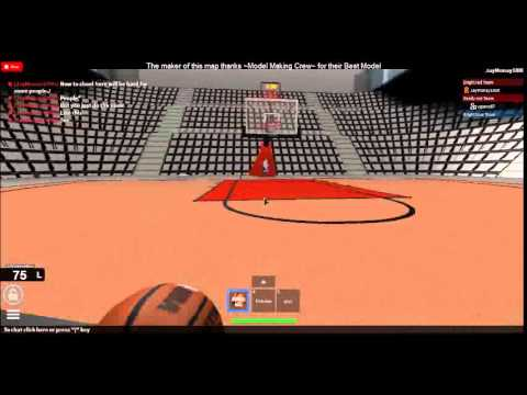 ROBLOX Basketball Tutorial How To Shoot In Mouse Lock (Part 1) Mp3