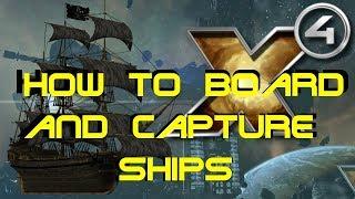 X4 Foundations: Capital Ship Boarding (Adv) - Самые лучшие видео