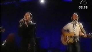 A Camp - Silent Night (Live Nyhetsmorgon 2001)