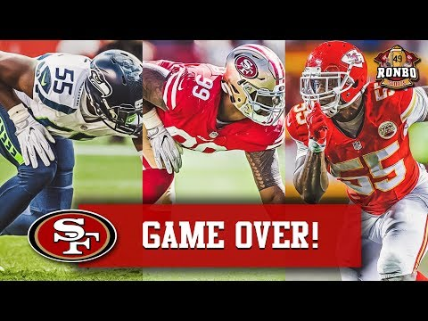 Live! DeForest Buckner's 5th Year Option | 49ers Trade Possibility For Seahawks DE Frank Clark?