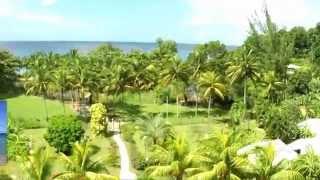preview picture of video 'Location de gites en Guadeloupe Fleurs des Iles, visite guidée en vidéo'