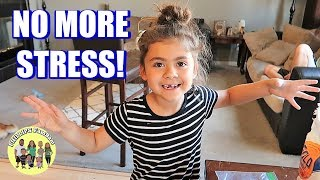 AMAZING 7 YEAR OLD GIRL FINDS THE CURE FOR STRESS   SHE DID RESEARCH ALL BY HERSELF   STRESS RELIEF