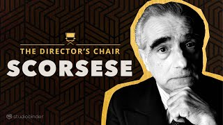 How Martin Scorsese Directs A Movie | The Directors Chair