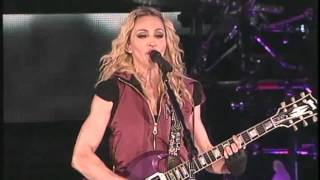 Madonna - Borderline (Live from Lisbon 2008) pro shot