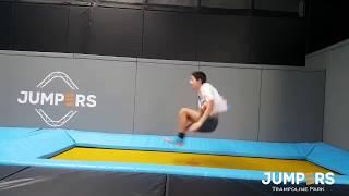 Quantas voltas dá o João sem parar? Jumpers Trampolim Parque - Porto