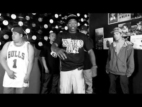 The Cypher Effect - Knoeital / Jeffy Obvious / Chrispy Mang / Blackout / Skriptz