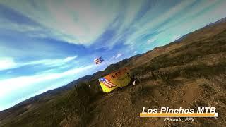 Vuelo FPV Cinematico 4K - Los Pinchos MTB Track - iFlight DC5 HD - GoPro Hero 6 - RSGO #Ricardo_FPV