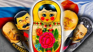 Matryoshka: A History of Russian Nesting Doll With Asian Roots