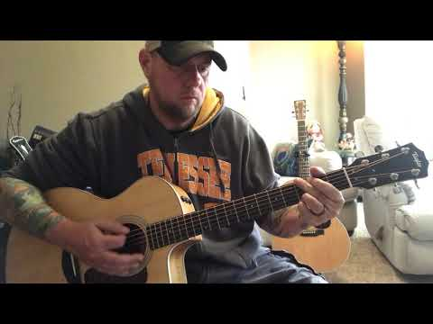 Even Though I'm Leaving - Luke Combs (guitar lesson)