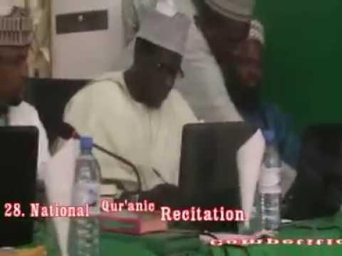2014 Nigerian Musabaka: Kano State 60 Hizb Female Participant